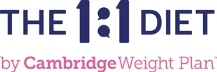 Consulent worden bij The 1:1 Diet by Cambridge Weight Plan Logo